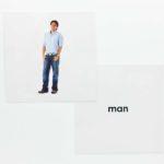 Gender Flashcards (Front & Back) Product Image