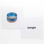 Jewellery Set Flashcards (Front & Back) Product Image