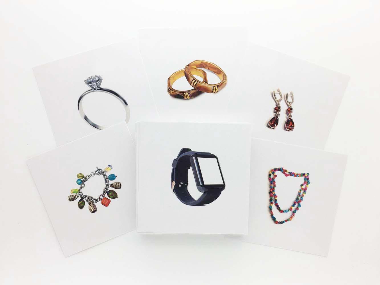 Buy Jewellery Flashcards - AutismSTEP