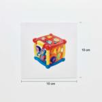 Toys Flashcards (Size) Product Image
