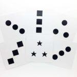 Math Dots Flashcards (Font & Back) Product Image