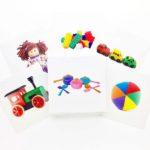 Buy Toys Flashcards - AutismSTEP