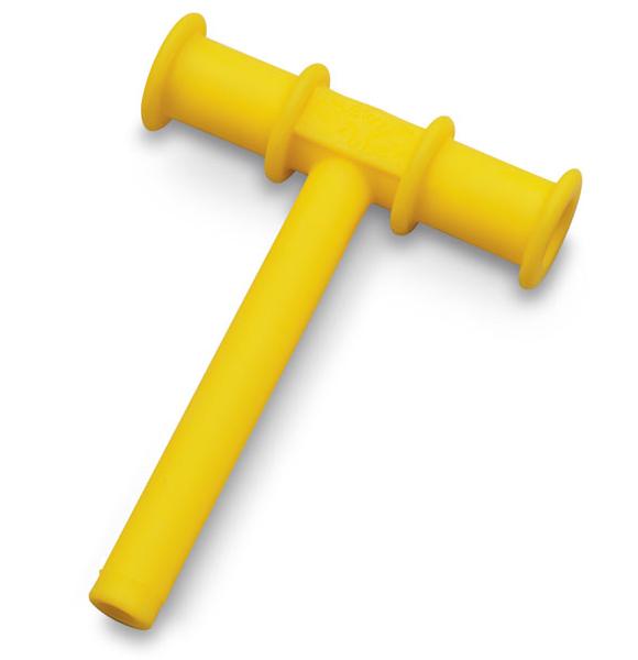 Buy Chewy Tube (Yellow) - AutismSTEP