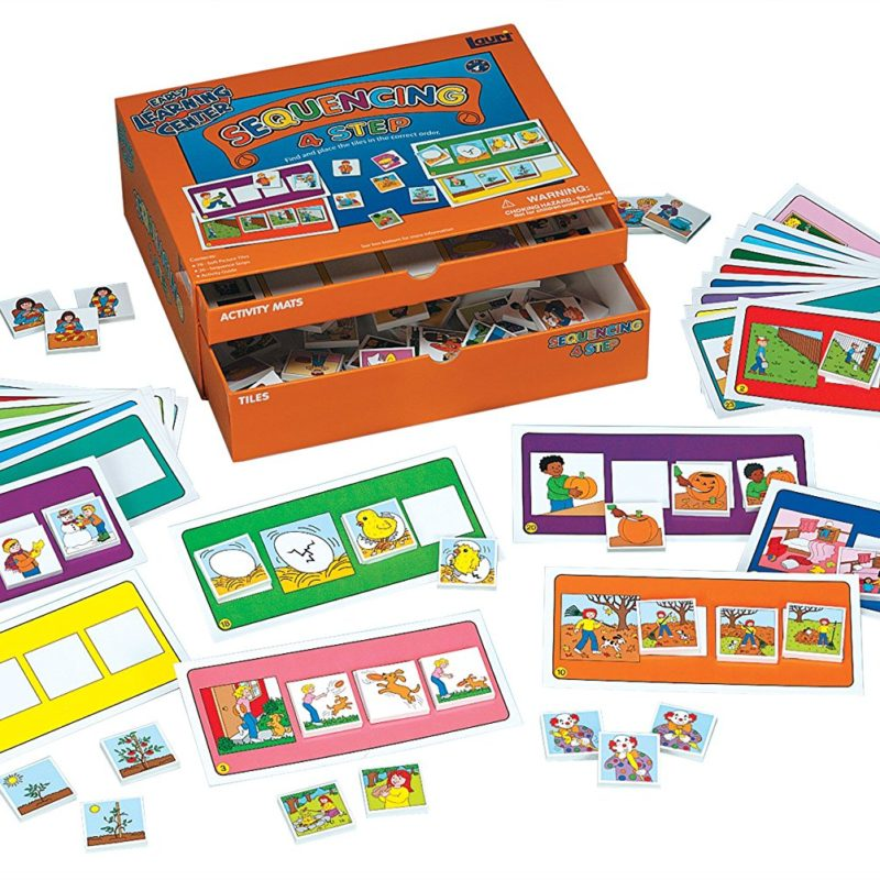 Buy 4-Step Sequencing Educational Kit - AutismSTEP Singapore