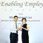 The 2019 Enabling Employers Leader Award and how NLB encourages inclusivity