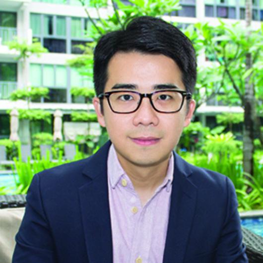Mr Zhang Liyuan