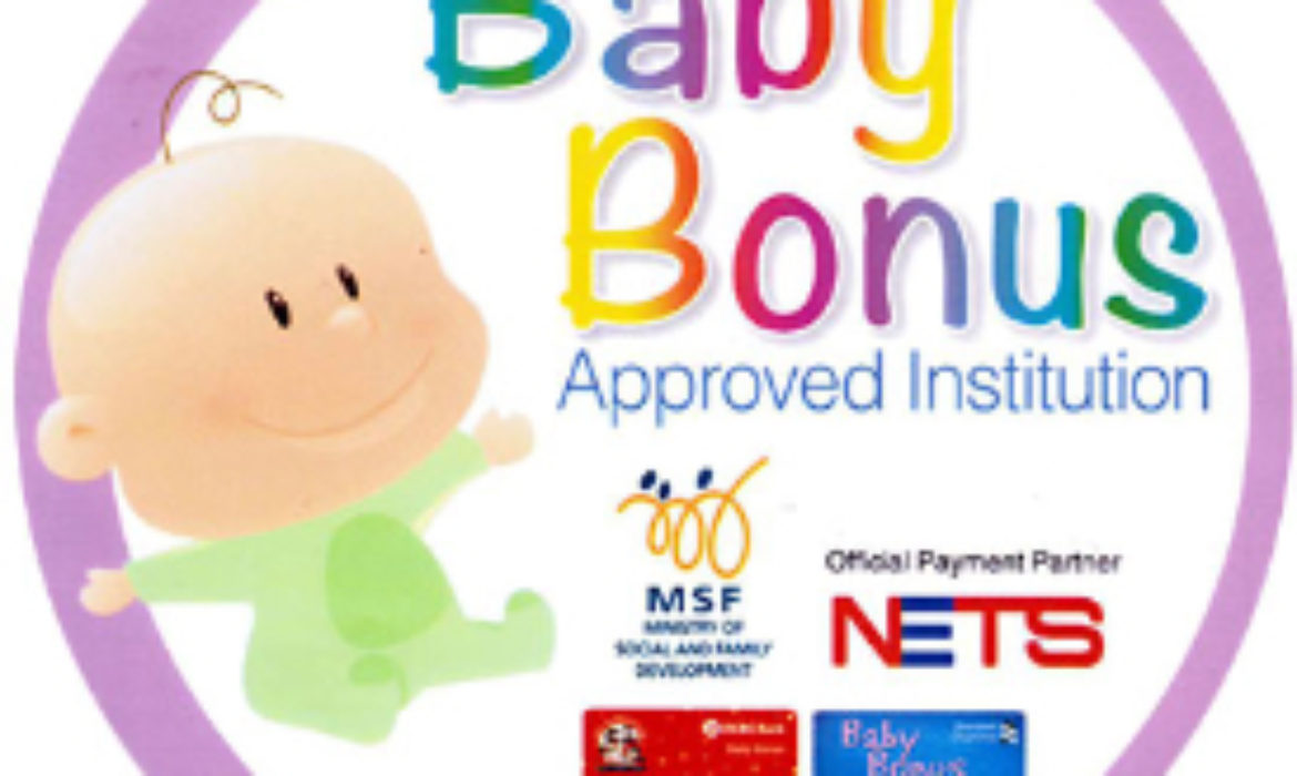 Autism STEP is now a Baby Bonus Approved Institution!