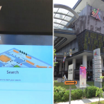Young kid lost at Our Tampines Hub searched for mother on touchscreen mall directory - AutismSTEP