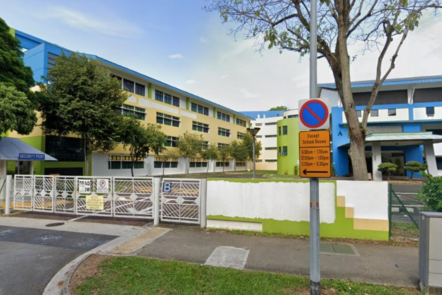 Joint campus for 2 special ed schools