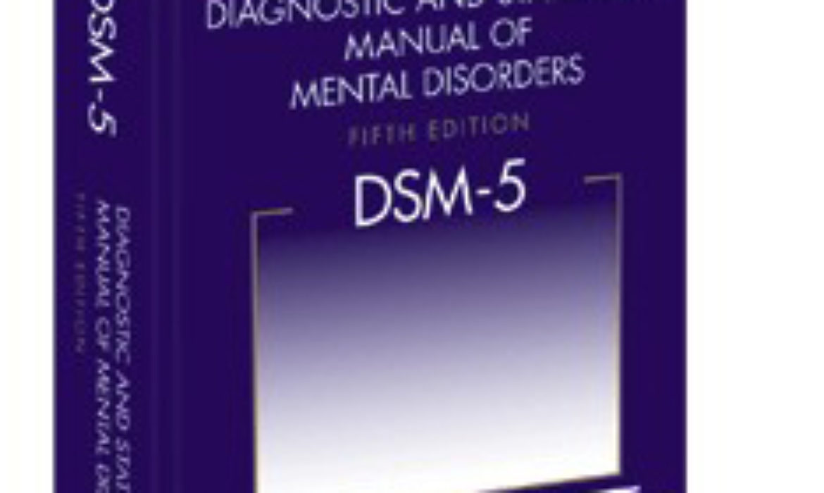 DSM-V (Diagnostic and Statistical Manual Fifth Edition)