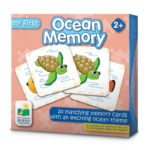 Ocean Memory Matching Cards