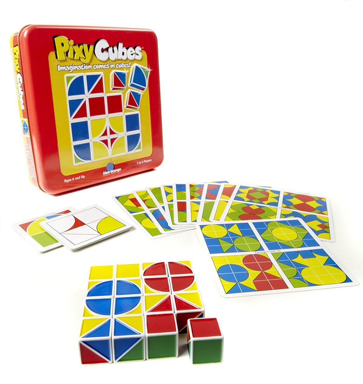 Pixy Cubes (IQ Blocks)