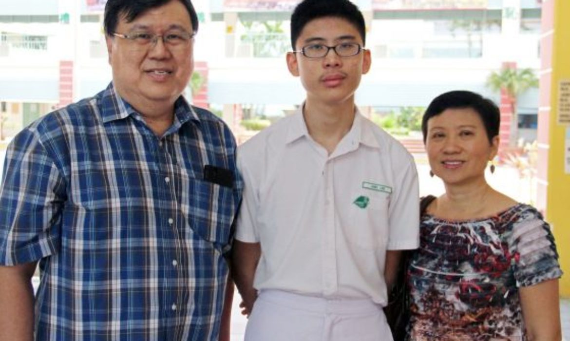 Teen with autism scores 7 points at O-Level exams
