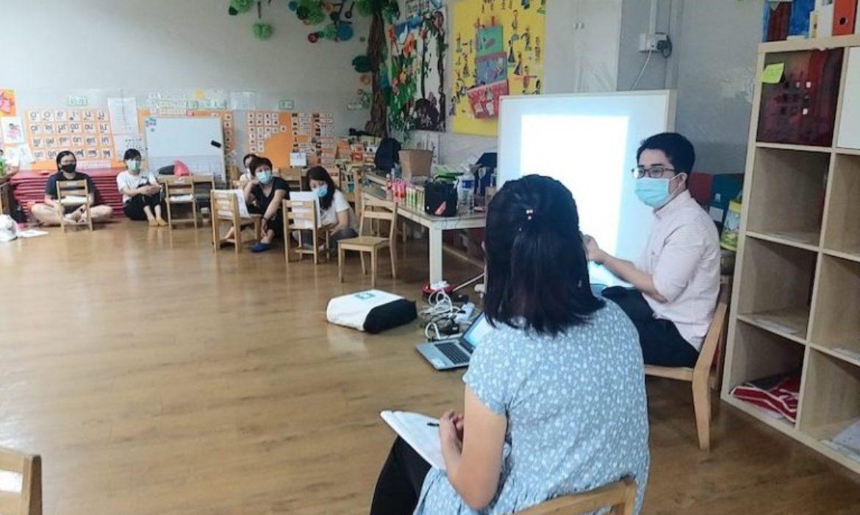 Teachers' Day Training @ Red SchoolHouse