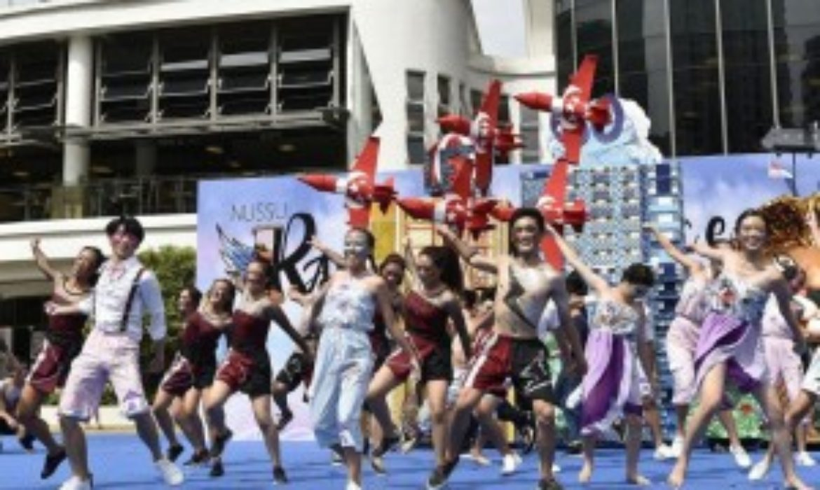 NUS students raise over $400k for charity