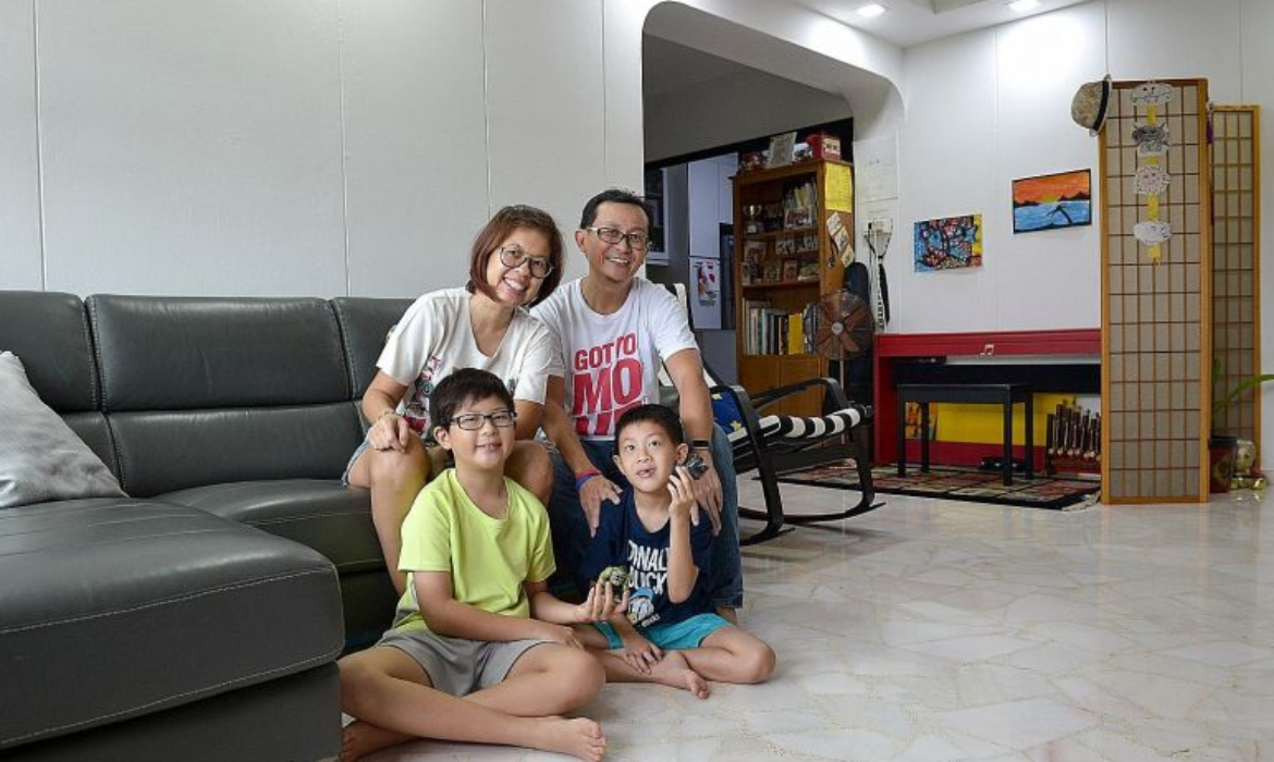 More Singaporean men choosing to be stay-at-home dads