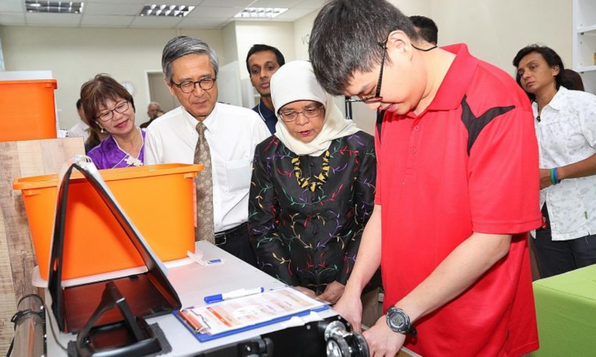 Ensure the vulnerable can maximise their potential: President Halimah Yacob
