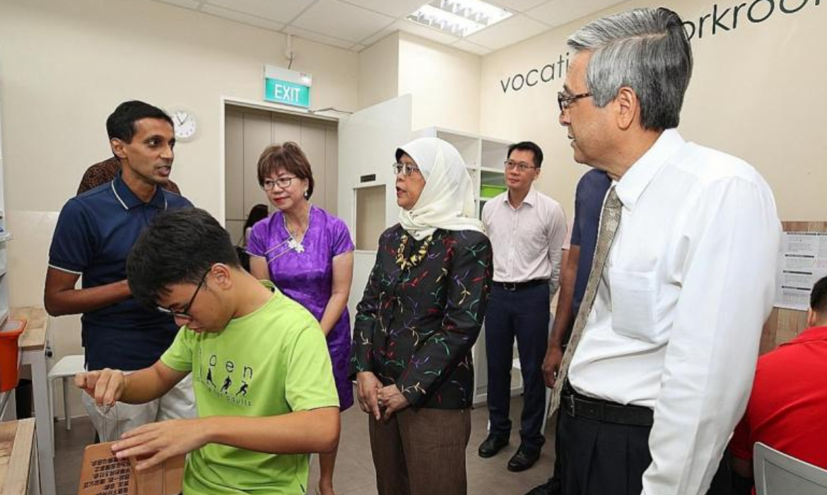 Centre that caters to adults with moderate to severe autism spectrum disorder (ASD)