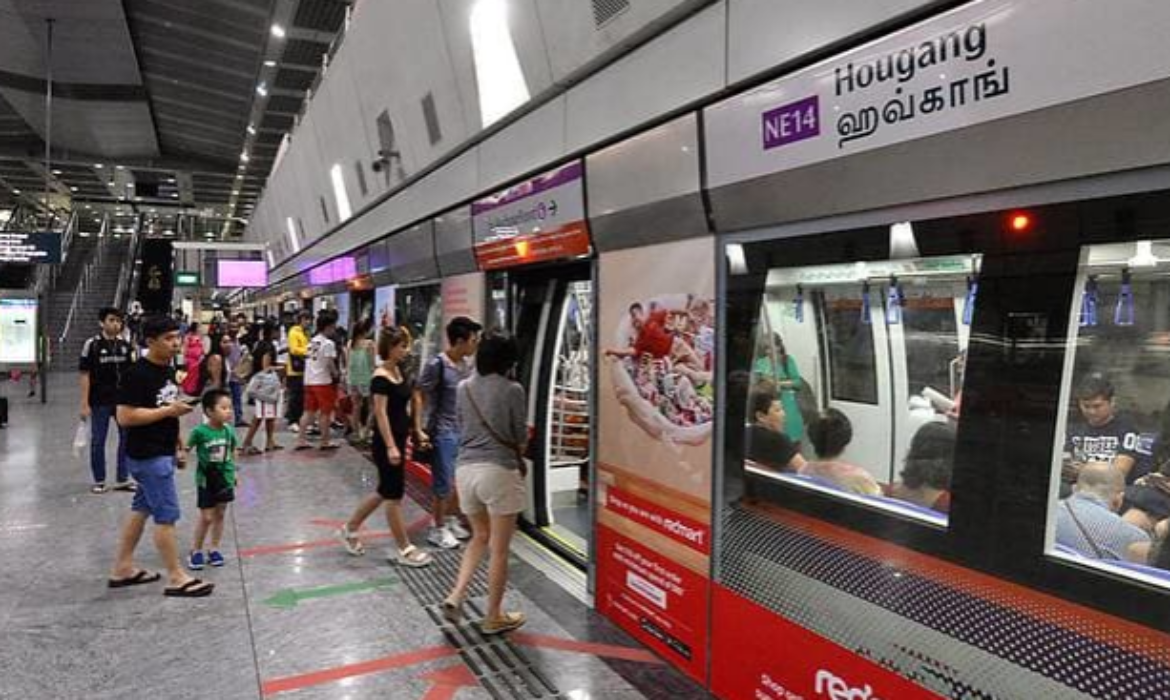 Priority cabins for elderly, disabled and children to be tested on North-East Line – AutismSTEP