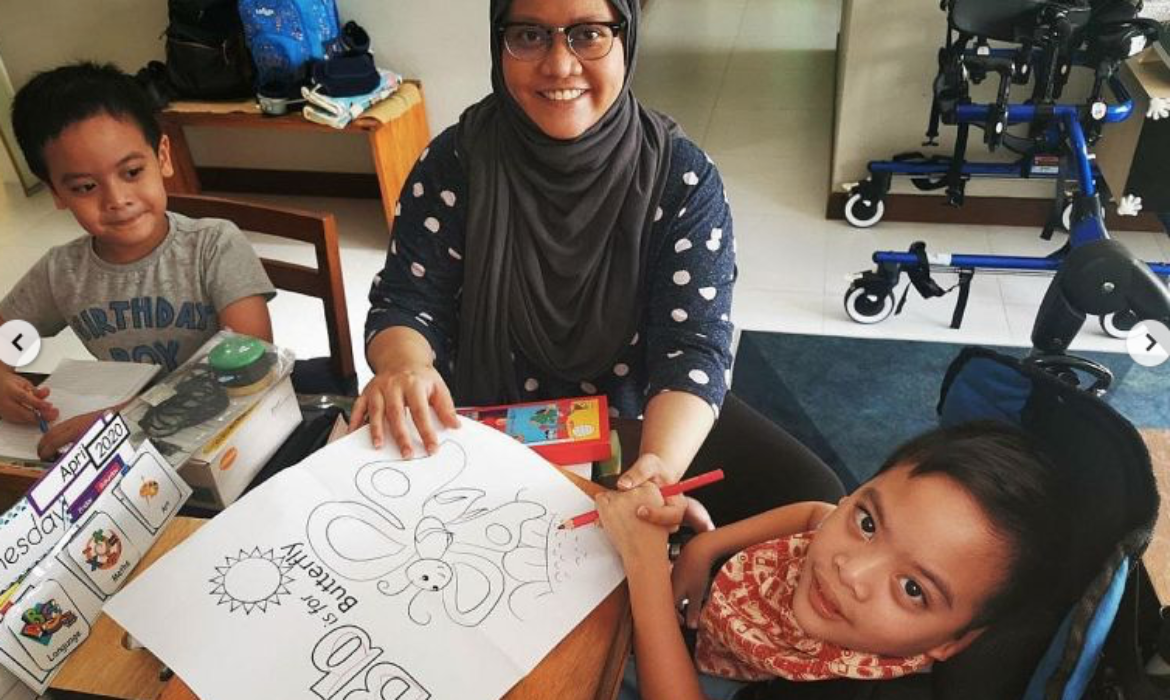 Home learning a challenge for those with special needs kids – AutismSTEP