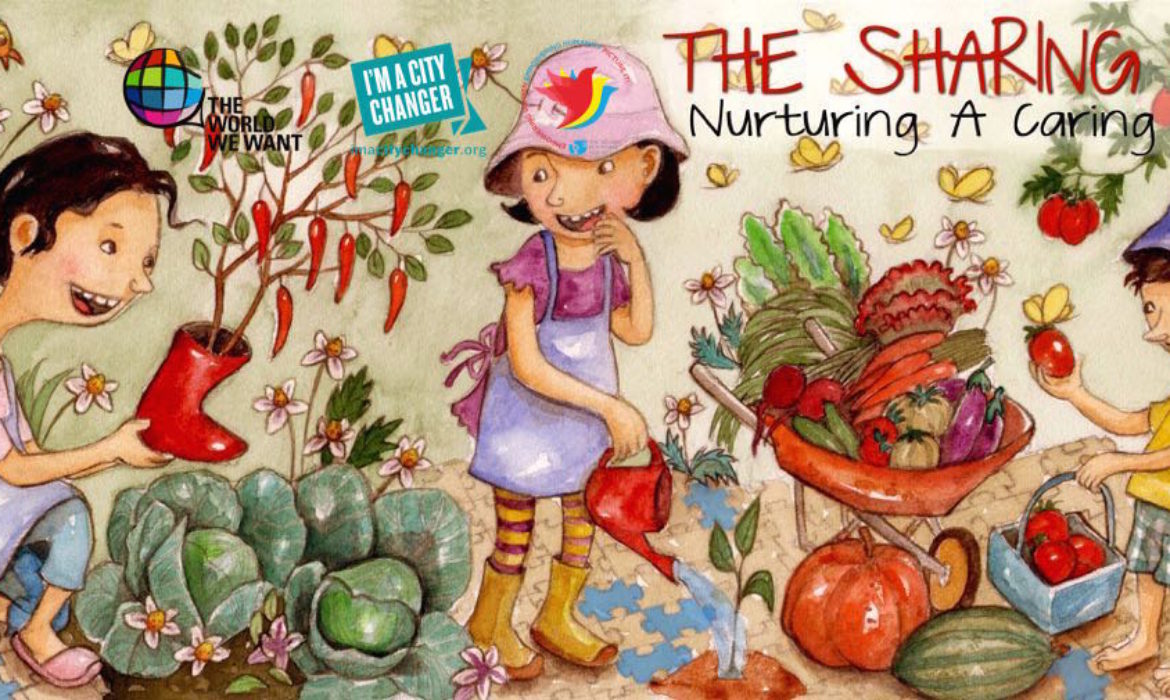 SPECIAL INVITATION: The Sharing Garden© Launch