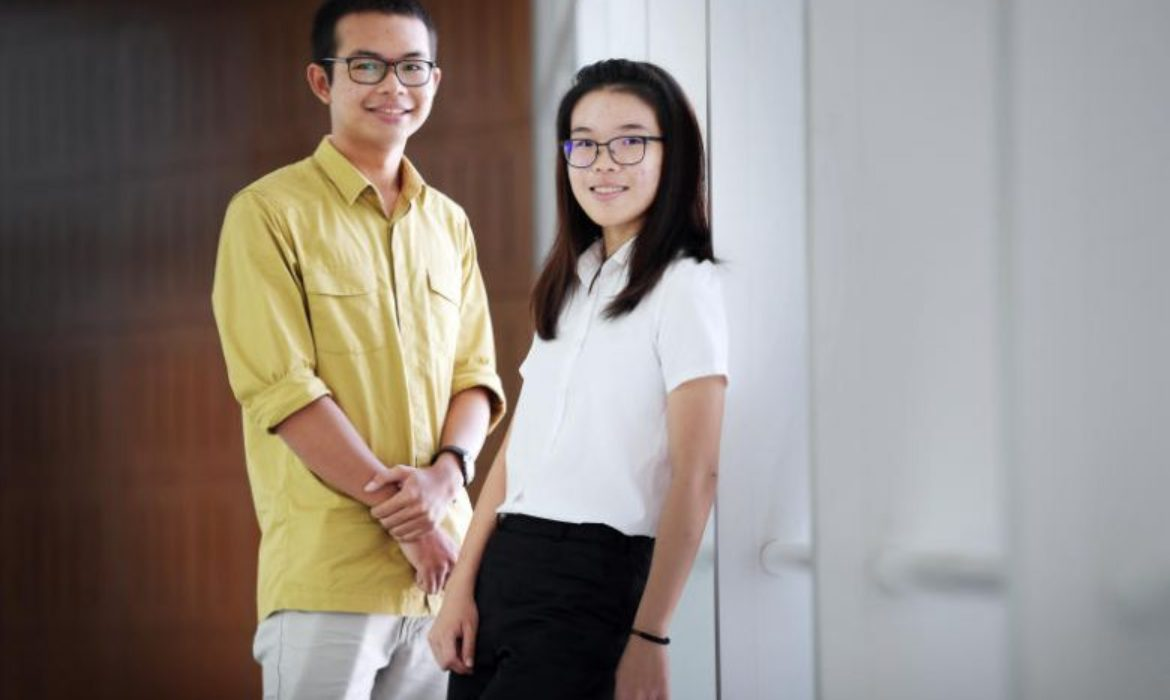 Caring for autistic brother spurs aspiring engineer to public service