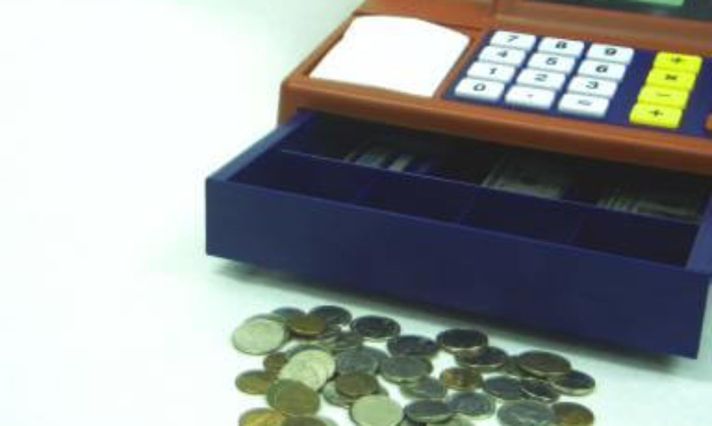 Cash Register - Teaching Money Counting Skills