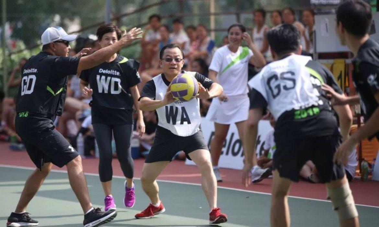 Netball: Team Singapore players and media personalities raise $15,000 for AWWA