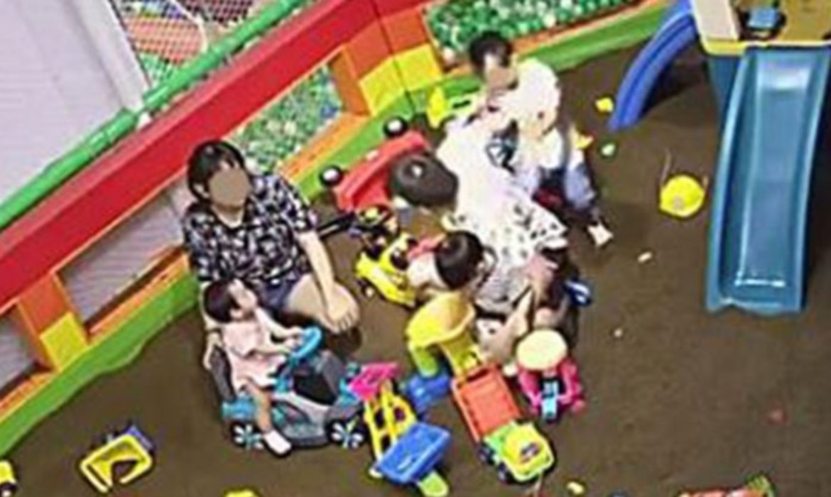 Father of boy attacked at Yishun playground: Autistic son hugged man as he wanted to play together