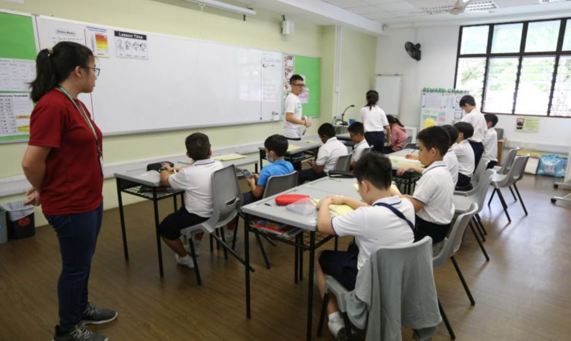 More avenues for progression and training for teachers in special education schools