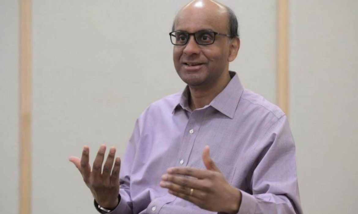 More to be done to help pre-school kids eat healthy, learn well to have a good start: Tharman