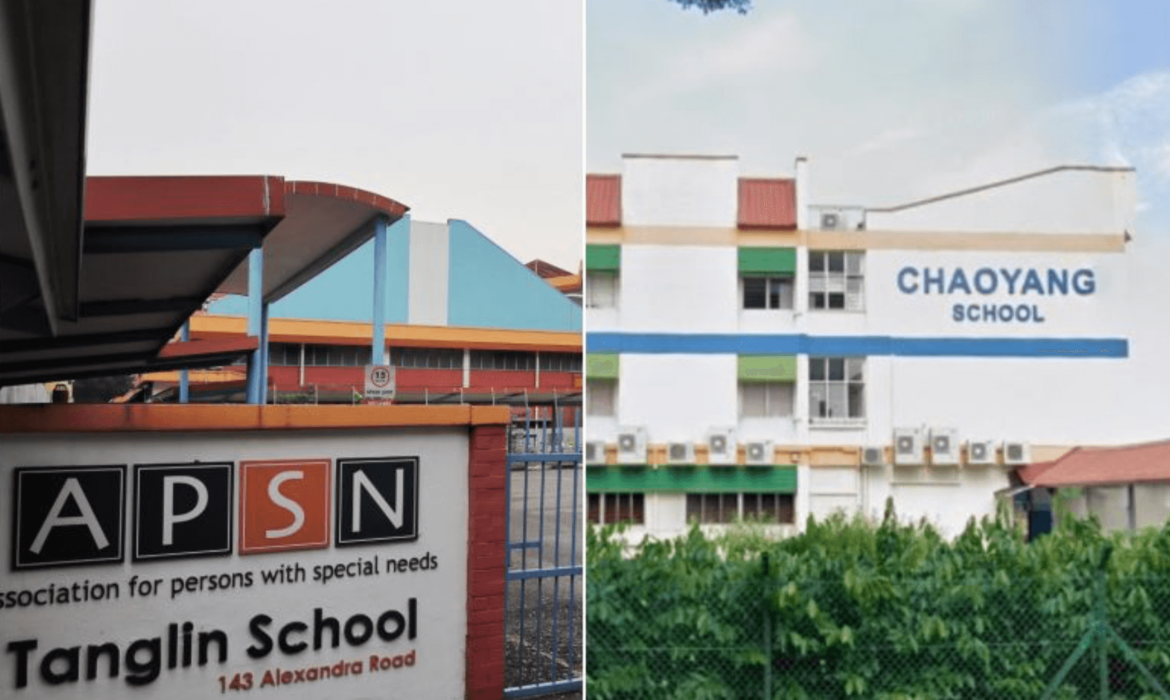 Two special education schools to be redeveloped and located at new joint campus in 2025