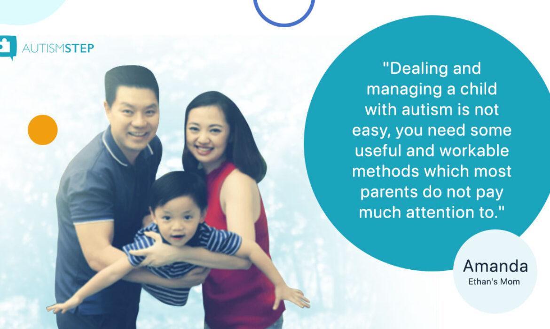 AutismSTEP Singapore - Ethan Family Testimonial